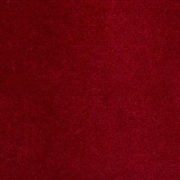 Vareprøve Teppeløper kongerød Rossini 100cm bredde