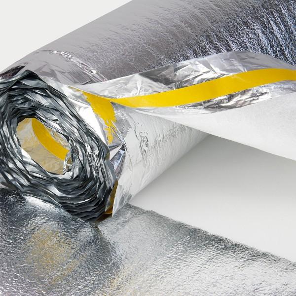 Underlag for betong og gulvvarme 12,5m2