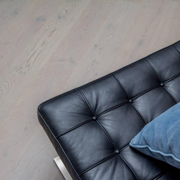 Parkett Eik Gaustatoppen børstet mattlakkert