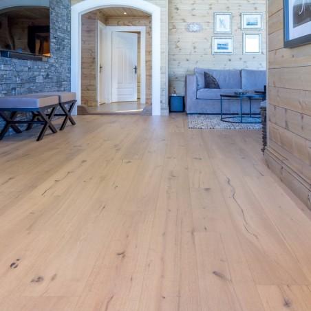 Parkett Eik Tinnoset cottage børstet supermattlakk