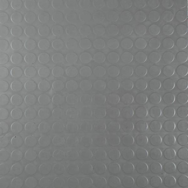 Gummigulv Artigo Metal 50×50 fliser