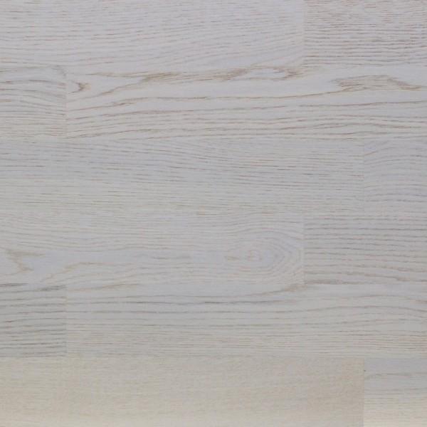 Vareprøve Parkett Eik hvit/grå børstet matt