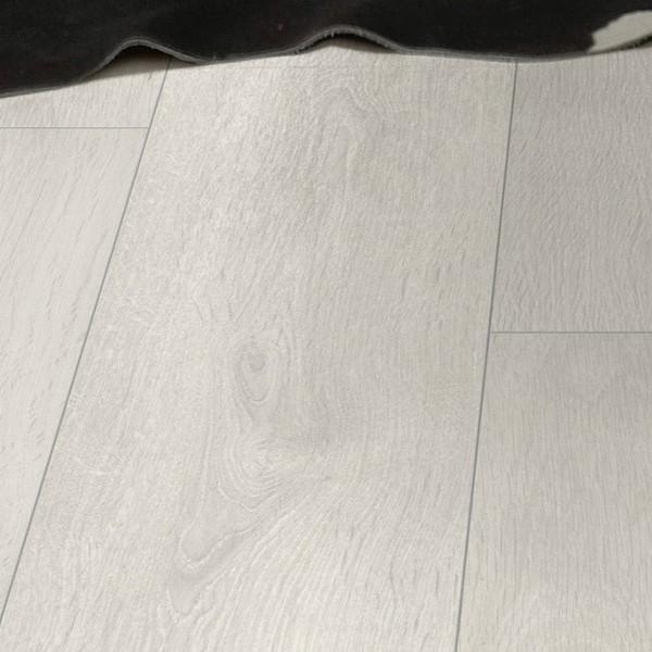Vareprøve Laminat 12mm White Aspen