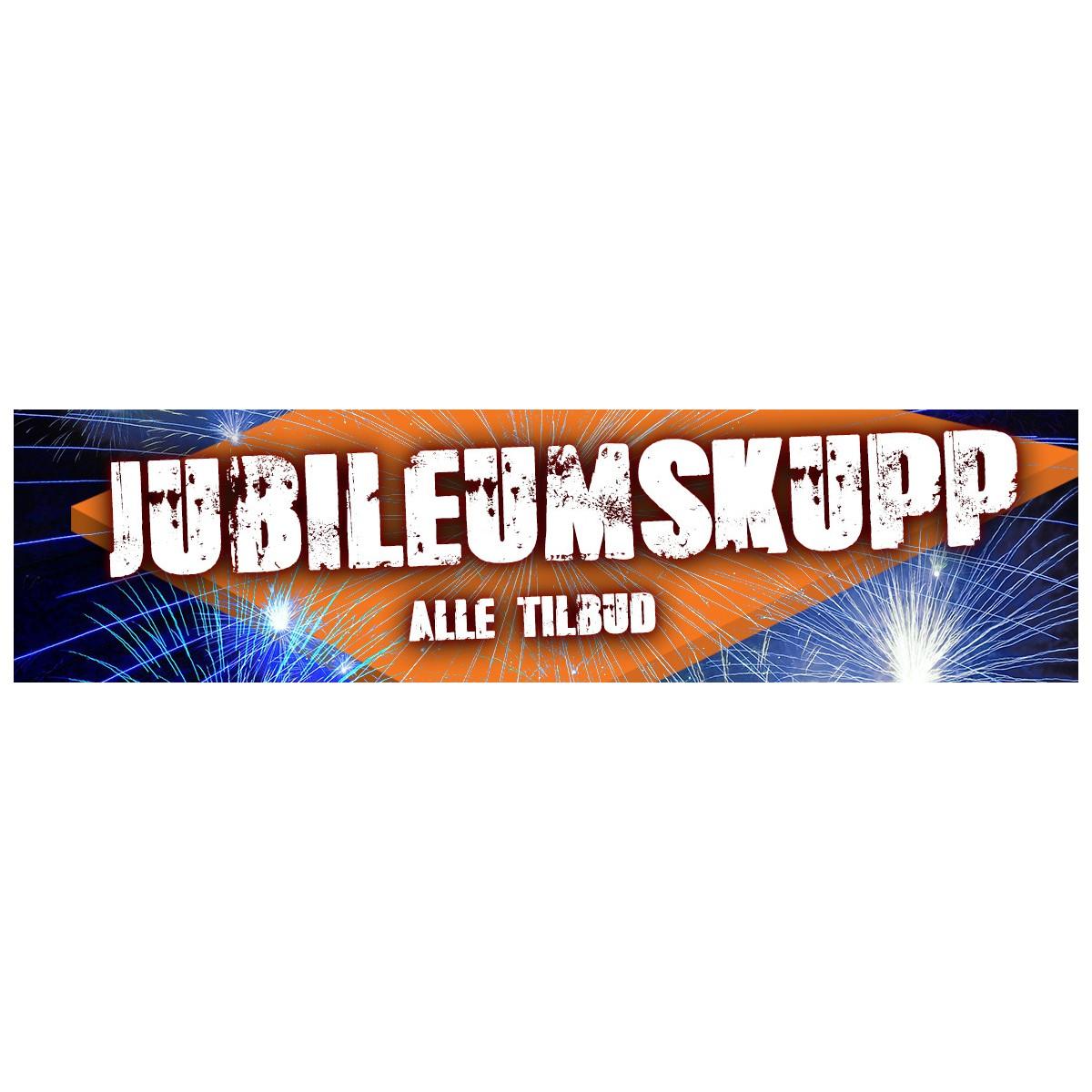 Gulvdeal 10 år - Alle jubileumskupp